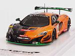 McLaren 650S GT3 Strakka Racing #58 24h Spa 2017 by TRUE SCALE MINIATURES