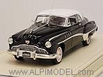 Buick Roadmaster Riviera Coupe 1949 (Black) by TRUE SCALE MINIATURES