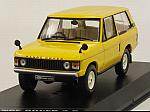 Range Rover 3.5 1970 (Yellow) by WHITEBOX