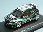 Skoda Fabia S2000 #3 Winner Rally Ypres 2014 Loix - Gitsels by WHITEBOX