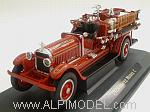 Stutz Model C Fire Brigades Truck  1924 by YAT MING